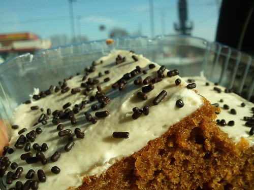 Pumpkin Cake, Council Bluffs