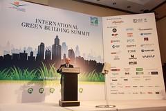 Başkan Aziz YENİAY Yeşil Binalar zirvesinde konuştu (3)