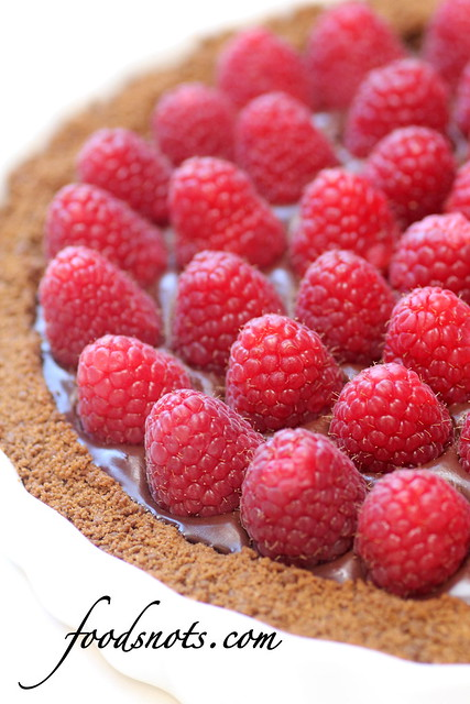 Chocolate Hazelnut Pie With Gingersnap Crust Recipes — Dishmaps