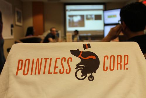 Pointless Corp. T-Shirt