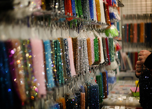 Craft Fayre : Crystal Beads | by Jlhopgood