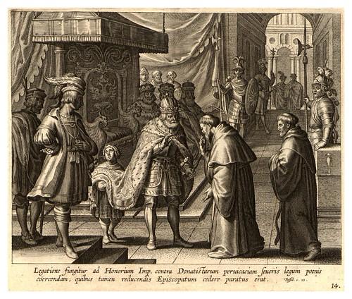011-Iconographia magni patris Aurelli Augustini…1624-Grabados de Boetius Bolswert- Cortesia de Villanova University