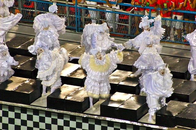 Rio's Carnival: Sao Clemente5
