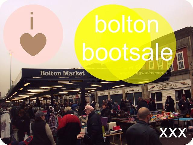 Bolton Bootsale
