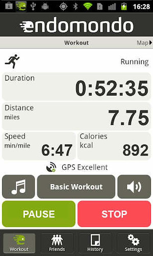 3. Endomondo Sports Tracker