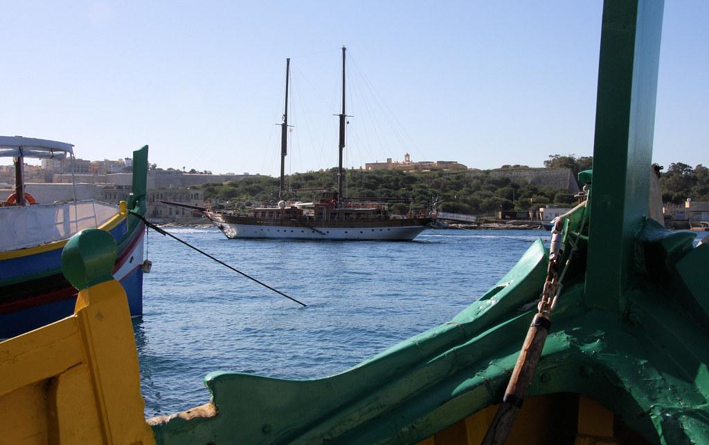Marsamxett Harbour Cruise, Malta