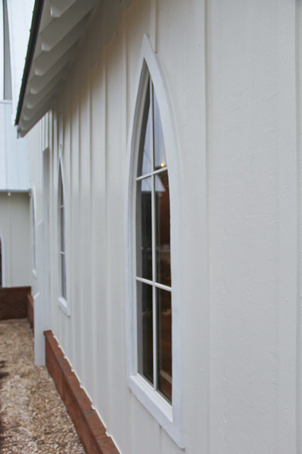 board and batten exterior siding