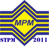 Logo STPM 2011