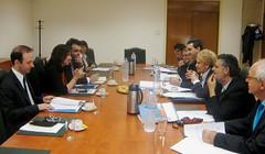 Συνάντηση με το Δ.Σ. του ΟΑΕΠ