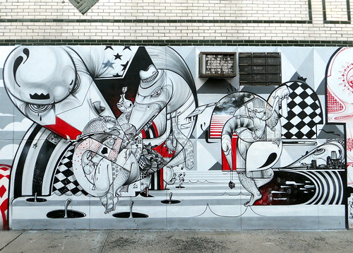 How&Nosm in Williamsburg
