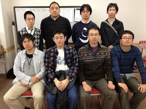 LMC Chiba 395th : Top 8