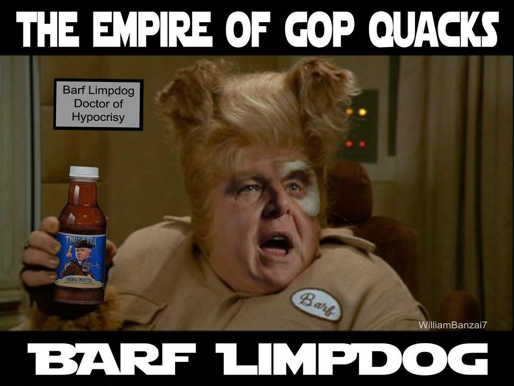 BARF LIMPDOG