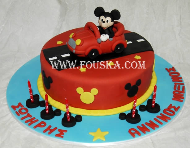 Mickey Mouse Car Flickr Photo Sharing