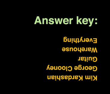 answer-key