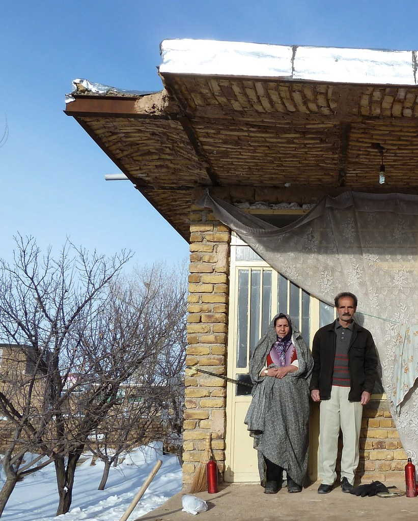 El Shava i la Masoumeh de Hossein Abad (Iran)