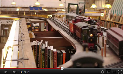 Model Railway in Barter Books