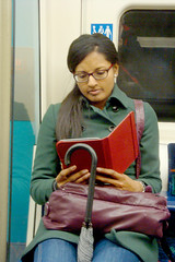 Underground & reading-07 by Julie70