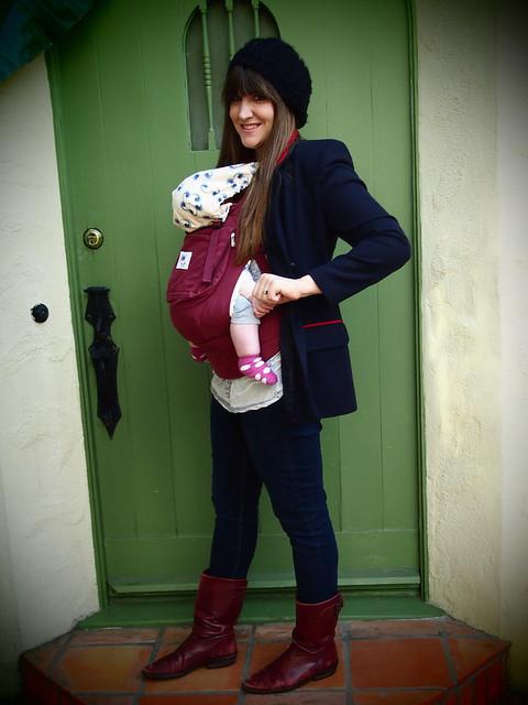 Girl S Gone Child Gone Postpartum Style Blaze Blouse