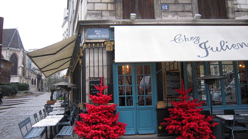 Paris, cafe