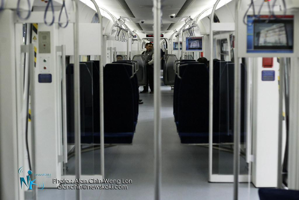 Overview of interior design of KTM SCS