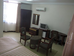 Akroma Plaza Hotel Room Zimmer Takoradi Ghana Ghana