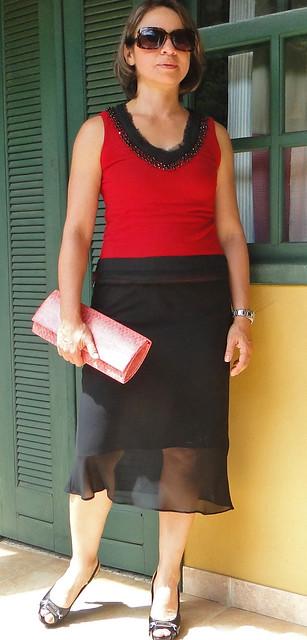 Preto e vermelhor