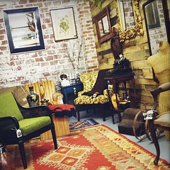 Bohemian Rooms In A House