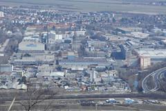 Strebersdorf Gewerbegebiet
