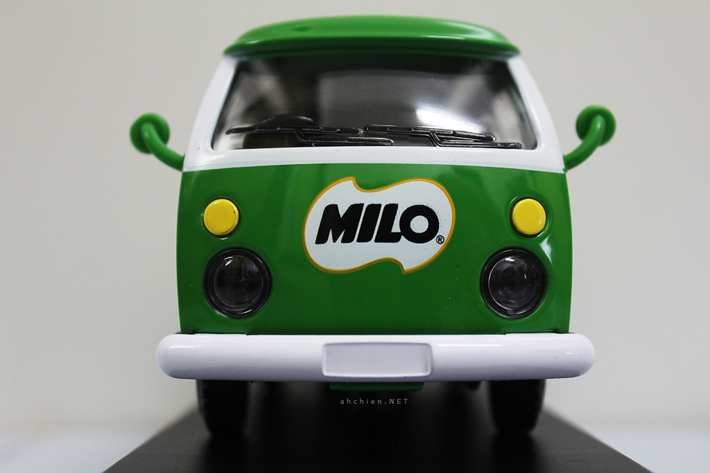 Milo Van 80's