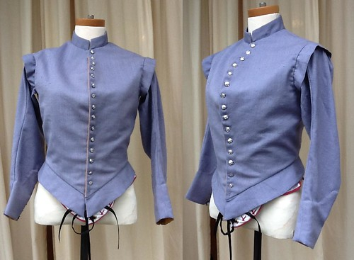 Doublet on Mannequin