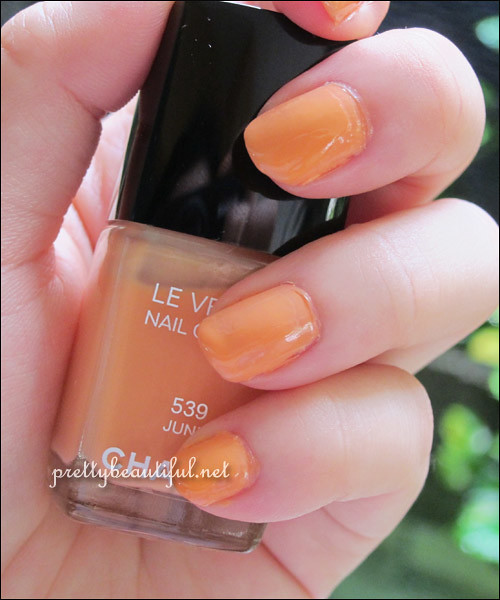Chanel June Swatch