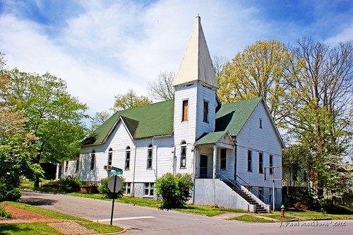 tennessee chruch harriman oldchurch morganavenue buildingindecay firstchristianchurchharriman