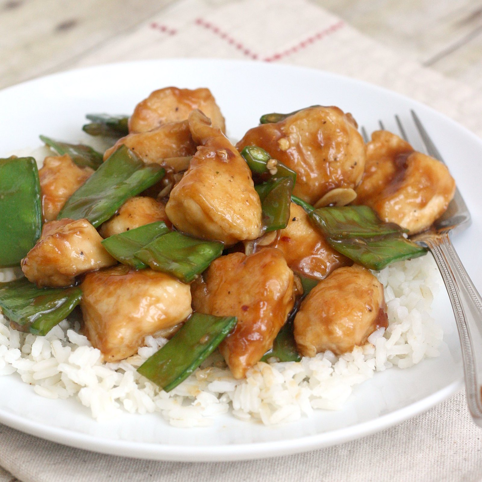 Lighter General Tso's Chicken | Flickr - Photo Sharing!