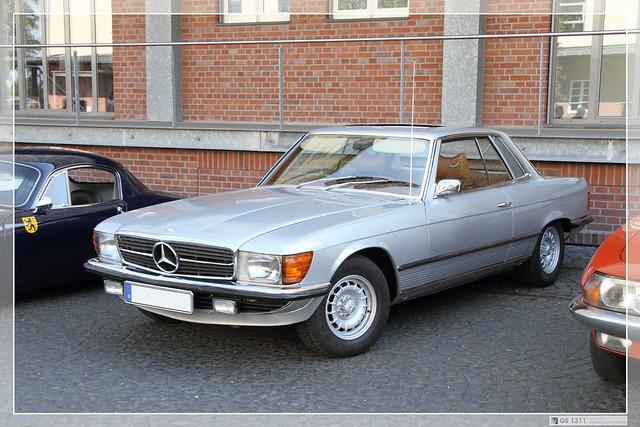1971 mercedes benz c107 350 slc 01 flickr photo for Mercedes benz 350 slc
