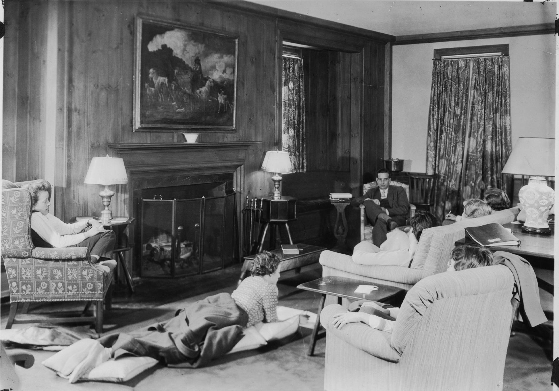 1930s house living room flickr photo sharing for Living room ideas 1930s semi