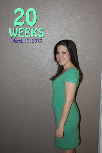 some kind of wonderful: Oh Baby Baby - 20 Weeks