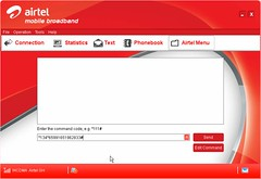 Mobile Broadband Internet Online Screenshot Network Connection