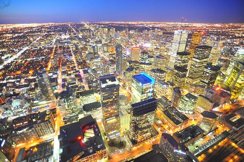 Downtown Toronto, Ontario, Canada