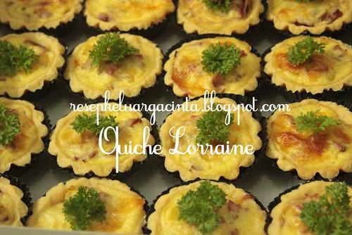 Quiche Lorraine Yudith