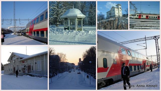 Kylmä matka