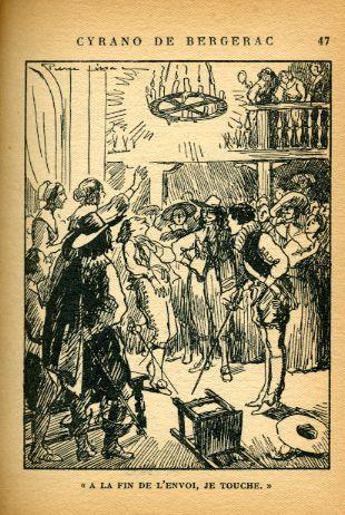 Cyrano de Bergerac, by Edmond ROSTAND -image-50-150