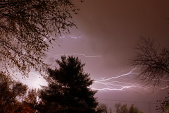 My first good lightning photo