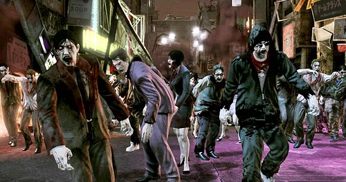 Yakuza Dead Souls Zombies and Boss Guide
