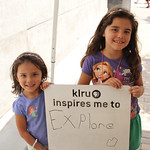 KLRU inspires me to... explore.