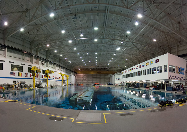 NASA Training Pool Composite