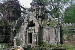 Preah Khan - Temple in Restoration