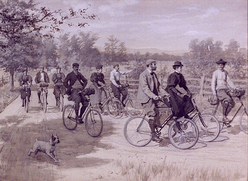 """Tweed Ride"" - 1896"
