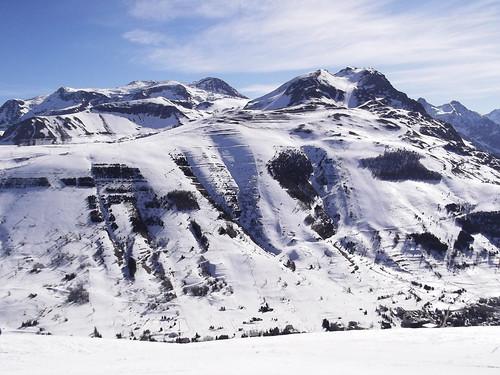 Vallée Blanche > Domaine d'Altitude