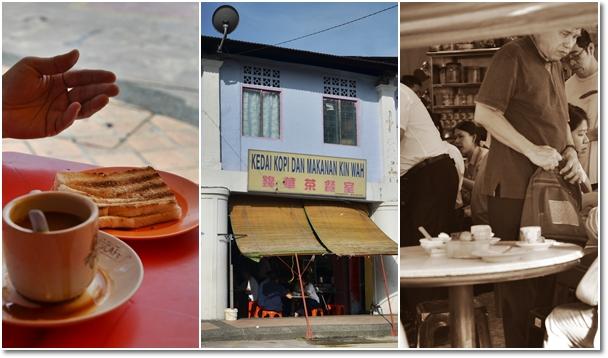 Kin Wah Coffee Shop @ Johor Bahru