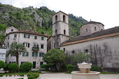 The Cathedral of Saint Tryphon, Kotor, Montenegro